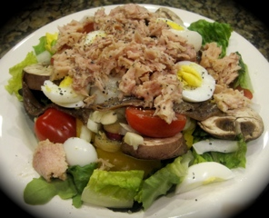 Grilled Nicoise Salad
