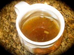 Soul-satisfying Bone Broth