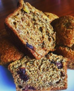 Amy's Corner: Soaked Bran Muffins