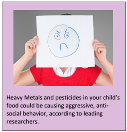 Are Metals in Food Harming Your Child's Chance At Life? by WellnessWiz Jack Tips